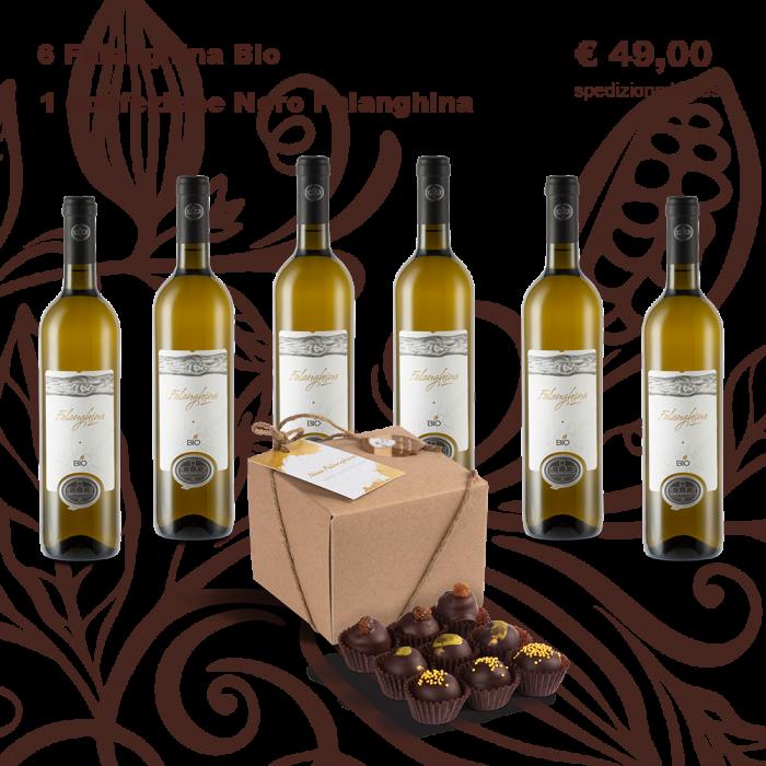 Degustazione 6 vini Bio con...