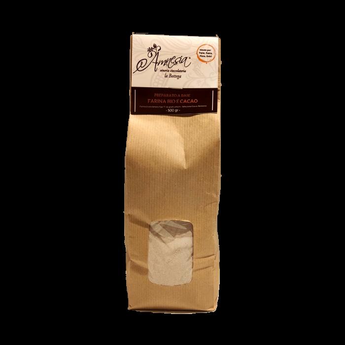 Preparato Farina al Cacao...